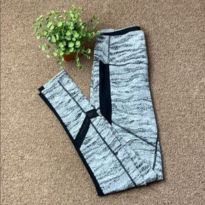 AVIA Leggings Gray Sz Small